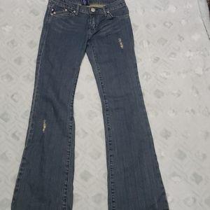 Victoria Beckham Rock & Republic Jeans